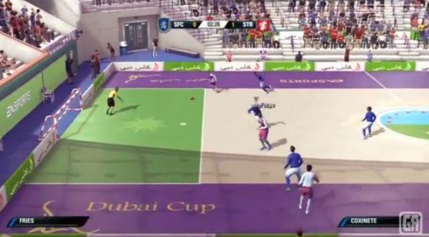 Futebol de rua ganha destaque em Fifa Street (Foto: Reprodução/YouTube)