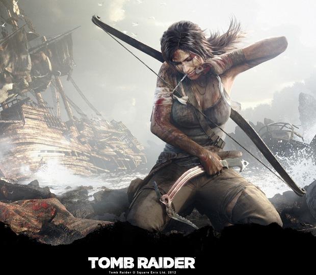 A nova Lara Croft, mais humanizada e forte (Foto: Divulgação) (Foto: A nova Lara Croft, mais humanizada e forte (Foto: Divulgação))