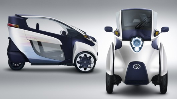 Compacto se colocaria no mercado como competidor entre motocicletas e outros carros urbanos de dois lugares (Foto: Reprodução)