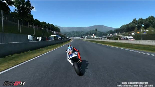 Moto GP 13 chegará em junho e trará ótimos gráficos. (Foto: Reprodução)