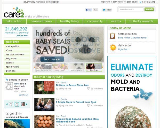 Rede social para filantropia (Foto: Divulgação)