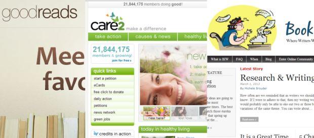 Redes segmentadas: a web vai além do Facebook (Foto: Montagem/Divulgação)
