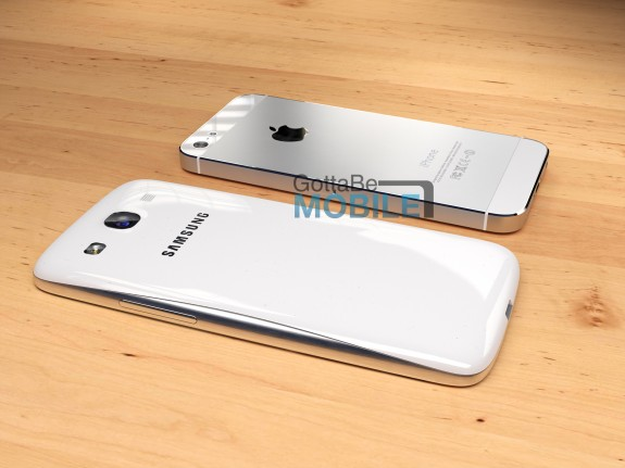 Samsung-Galaxy-S4-vs-iPhone-5-1-575x431 (Foto: Samsung-Galaxy-S4-vs-iPhone-5-1-575x431)