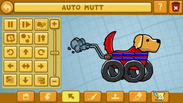 Editor de objetos permite criar seus próprios itens, exceto no Nintendo 3DS (Foto: gematsu.com)