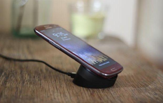 Novo Galaxy S3 pode ter bateria sem fio (Foto: Reprodução/CNET)
