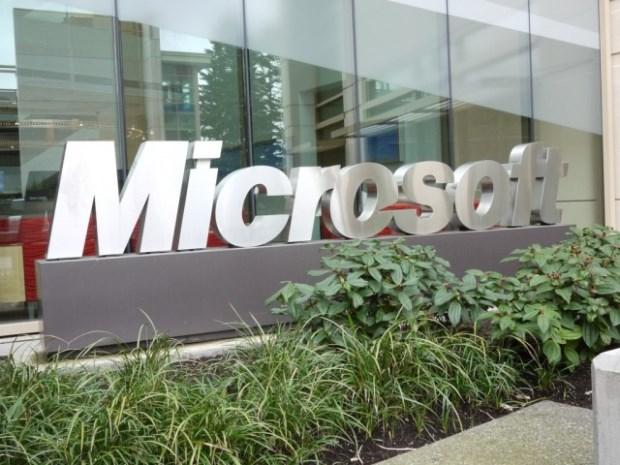 A gigante Microsoft é uma das mais afetadas pela crise (Foto: Divulgação)