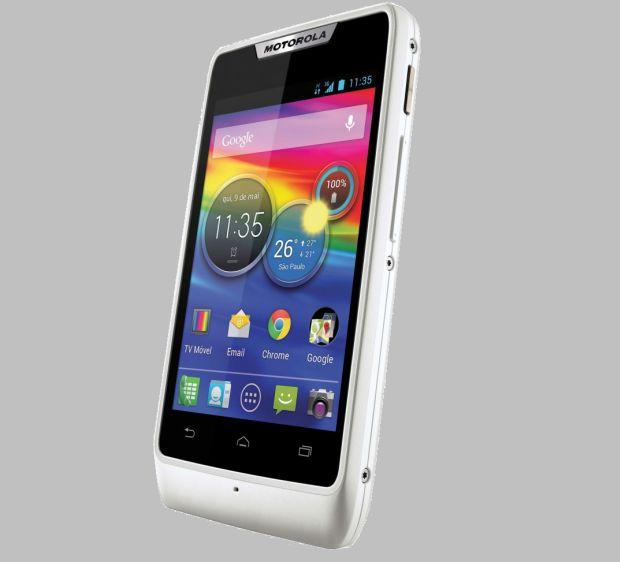 Motorola Razr D1, lançado no Brasil (Foto: Divulgação/Motorola) (Foto: Motorola Razr D1, lançado no Brasil (Foto: Divulgação/Motorola))