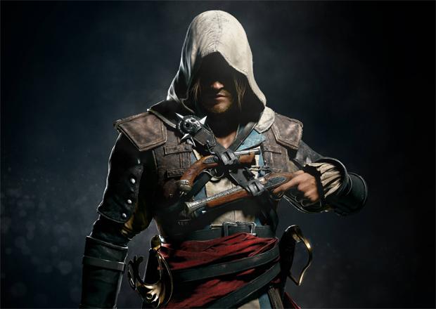 Assassin's Creed 4 tem um novo herói (Foto: Divulgação)