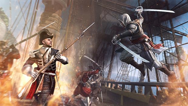 Desmond não participa mais da série Assassin's Creed (Foto: Divulgação)