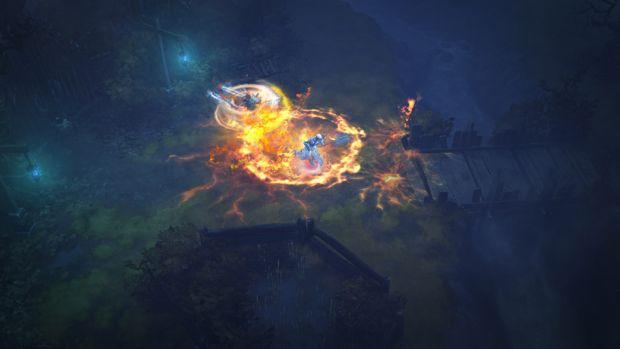 Duelos PvP em Diablo 3 podem ser realizados em diferentes cenários (Divulgação|Battle.net) (Foto: Duelos PvP em Diablo 3 podem ser realizados em diferentes cenários (Divulgação|Battle.net))