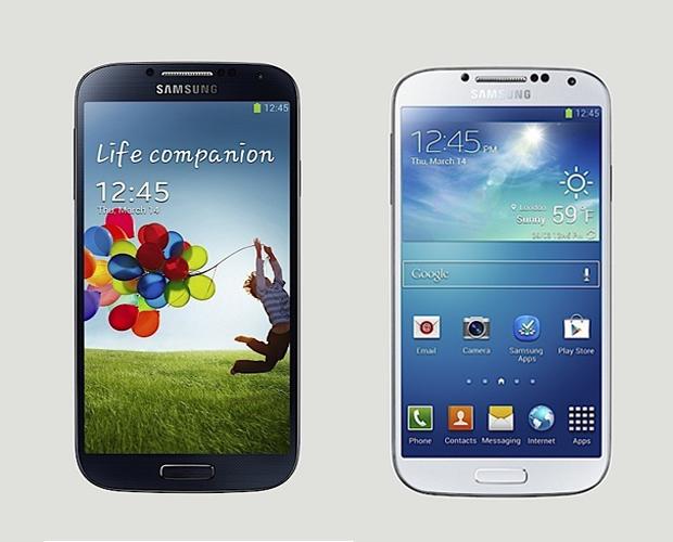 Galaxy S4 traz boas novas: 4G compatível com o Brasil (Foto: Divulgação)