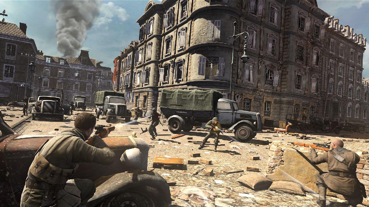 O bem sucedido Sniper Elite V2 vai ganhar uma sequência (Foto: Divulgação)