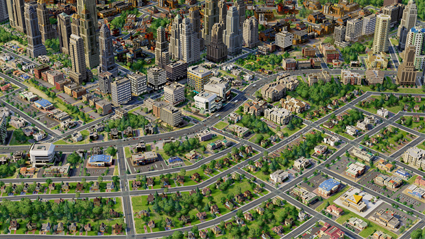 Jogadores criaram modificação que permite SimCity offline. (Foto: Divulgação) (Foto: Jogadores criaram modificação que permite SimCity offline. (Foto: Divulgação))