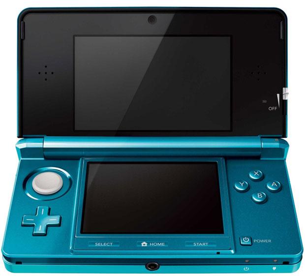 Nintendo 3DS teve corte de preço pouco depois do lançamento (Foto: Divulgação)