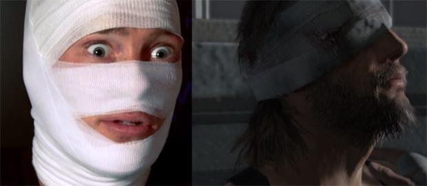 Joakim Mogren e The Phantom Pain (Foto: Reprodução/GameTrailers)
