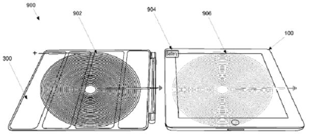 Patente mostra como a tecnologia funcionaria (Foto: Reprodução CNET)