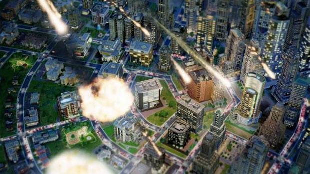 SimCity ficou offline e com problemas de servidor, impedindo jogadores (Foto: Divulgação)