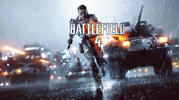 Primeira imagem divulgada do novo Battlefield 4. (Foto: Divulgação)