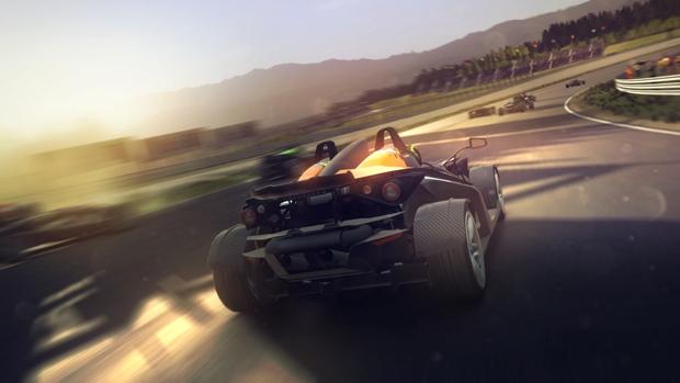 Circuito da Áustria com carros fórmula (Imagem: Divulgação)
