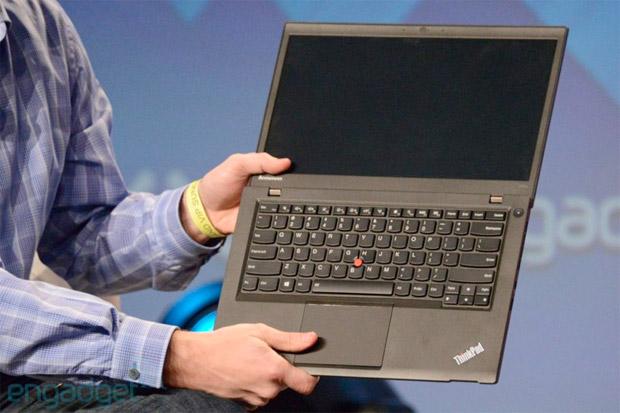 Nova versão do ThinkPad chega em abril (Foto: Reprodução)