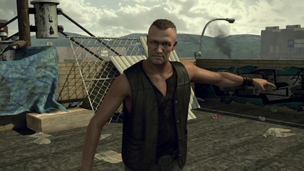 Merle tem a mesma aparência do seriado The Walking Dead (Foto: Divulgação)