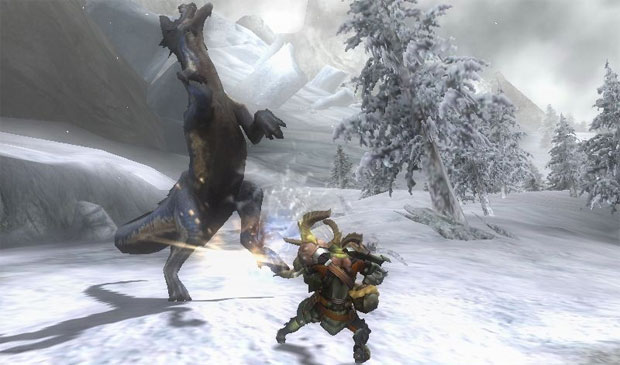 Monster Hunter 3 Ultimate (Foto: Divulgação)