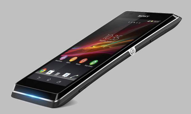 Sony Xperia L (Foto: Divulgação)