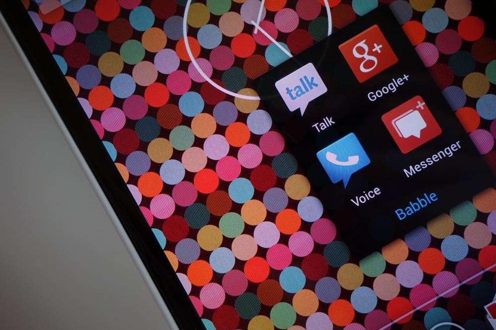 Google Babble deve unificar os mensageiros da companhia (Foto: Reprodução/Droid Life)