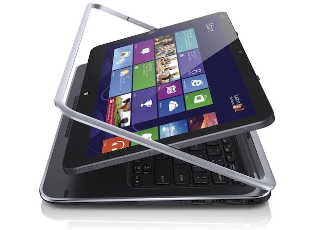 Dell XPS 12 possui tela