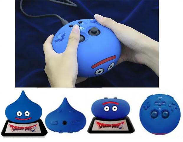 Os fãs de Dragon Quest curtiram este Slime (Foto: Divulgação)
