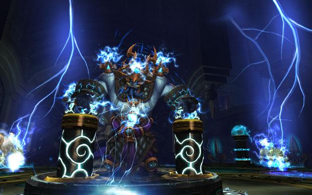 O Rei Trovão em World of Warcraft (Foto: Divulgação)