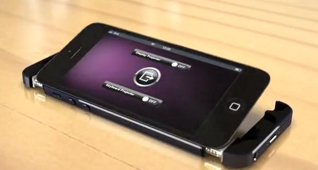 iPhone 6 em conceito revolucionário apareceu no YouTube (Foto: Reprodução/YouTube)