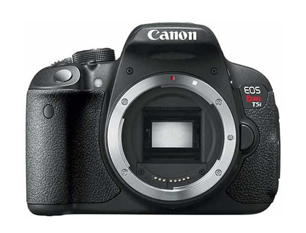 Rebel T5i, a nova DSLR da Canon (Foto: Divulgação)