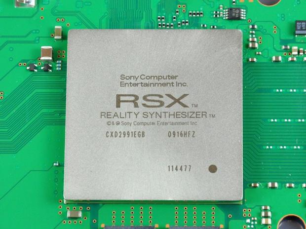Nvidia desenvolveu a GPU do PS3, batizada de Reality Synthesizer (Foto: Reprodução)