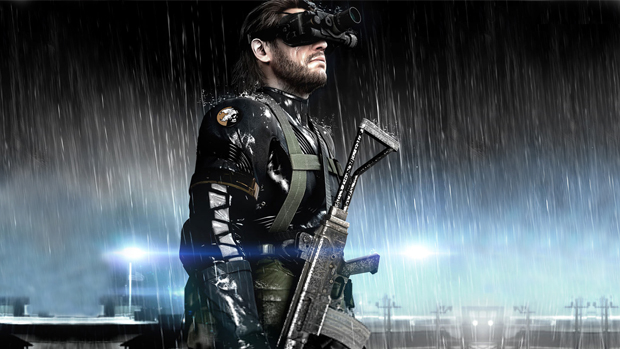 Visual de Metal Gear Solid Ground Zerous impressiona. (Foto: Reprodução)