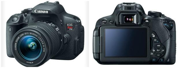 EOS Rebel T51 é a nova DSLR da Canon (Foto: Reprodução/Petapixel) (Foto: EOS Rebel T51 é a nova DSLR da Canon (Foto: Reprodução/Petapixel))