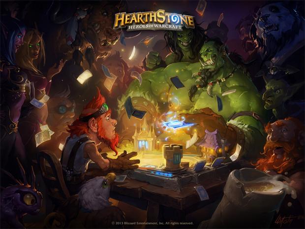 Hearthstone: Heroes of Warcraft é novo jogo grátis de cards (Foto: Divulgação)
