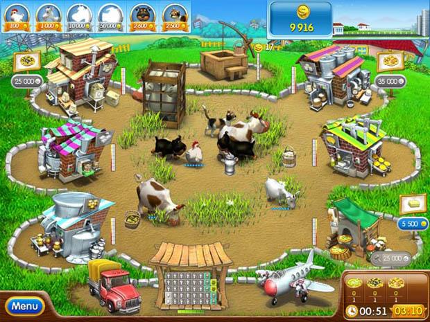 farmer frenzy