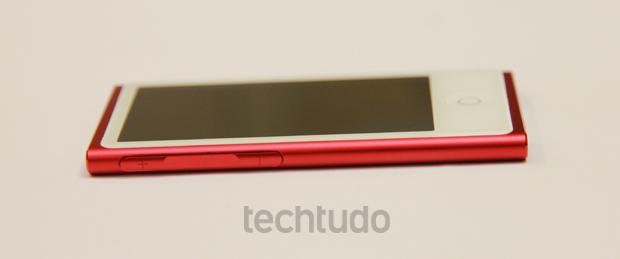 iPod nano geração 7 (Foto: Marlon Câmara/TechTudo)