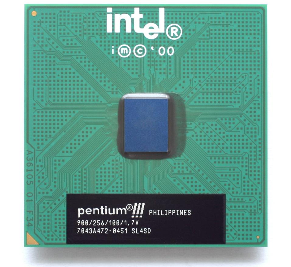 Pentium (Foto: Reprodução/ ExtremeTech)