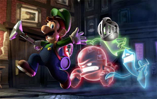 Luigi's Mansion: Dark Moon (Foto: Divulgação)