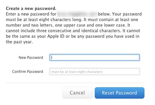 Senha pode ser alterada apenas informando e-mail e data de nascimento (Foto: Reprodução/ The Verge)