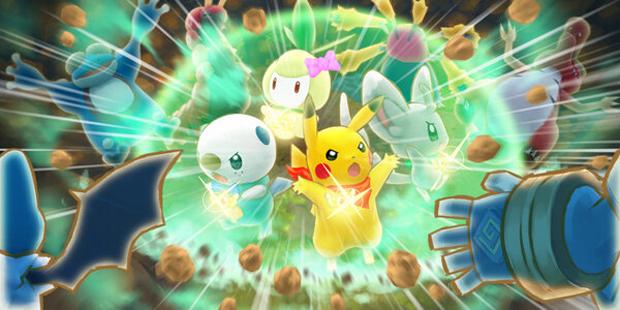 Pokémon Mystery Dungeon: Gates to Infinity (Foto: Divulgação)