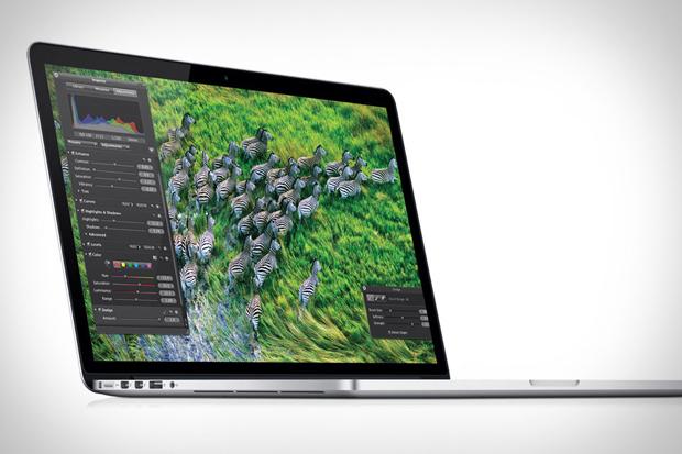 Entenda as vantagens dos MacBooks Pro com tela Retina em relação aos notebooks Full HD (Foto: Reprodução)