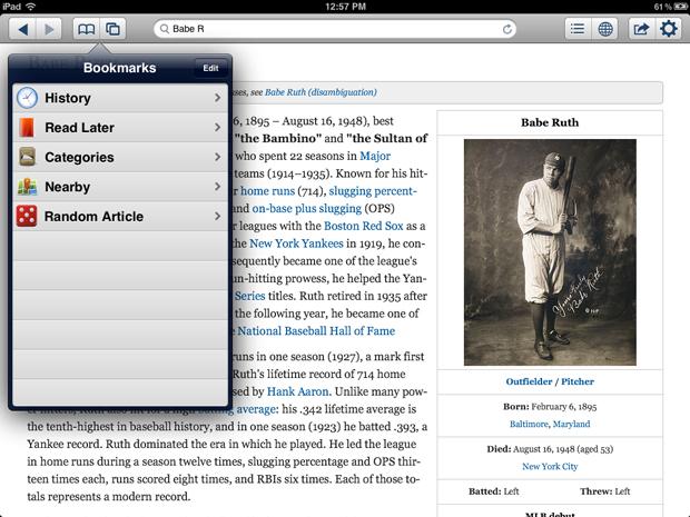 Navegue na Wikipédia mesmo onde não existe uma conexão de Internet (Foto: divulgação)
