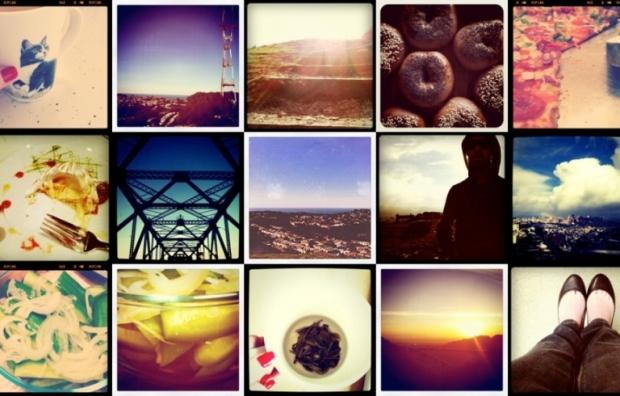 Fotos de usuários do Instagram