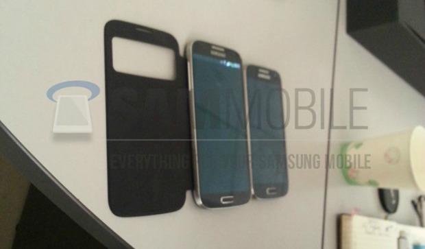 Imagens feitas pelo site Sam Mobile revelam como vai ser o Galaxy mini (Foto: Reprodução/Sam Mobile)