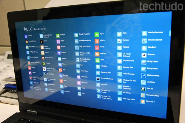 O número de aplicativos rodando em segundo plano surpreendeu nos testes (Foto: TechTudo/Rodrigo Bastos)