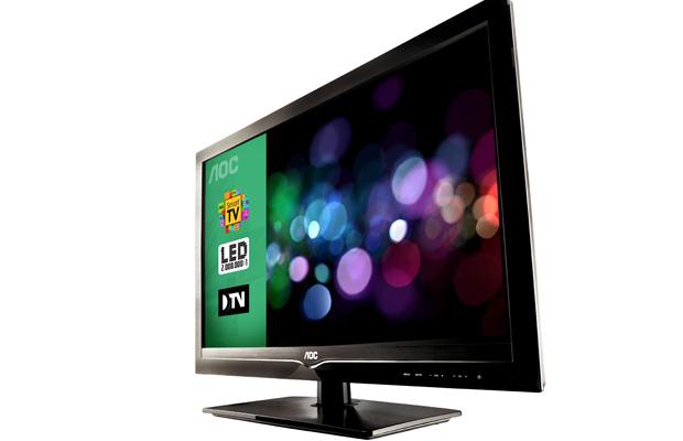 Smart TV da AOC é a única com resolução HD na pesquisa (Foto: Divulgação)
