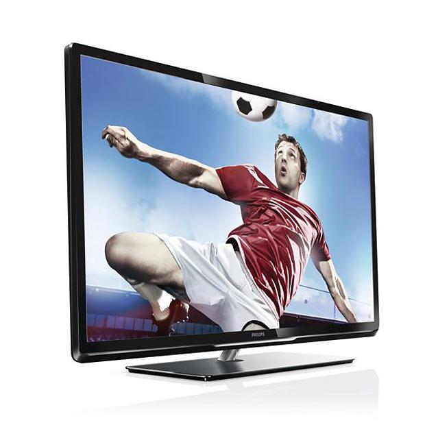 Oitava posição também é da Philips, com o 47PFL5007G/78. Televisor tem aplicativos para facilitar a vida de quem tem smartphones com iOS ou Android e deseja usá-los como controle remoto (Foto: Divulgação)